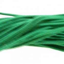 Koord elastiek, groen, 2 mm (10 meter)