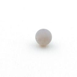 Fire Agaat, kraal, rond, lila, 8 mm (15 st.)