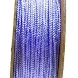 Shamballa draad, lila, 1 mm (ca. 12 mtr.)