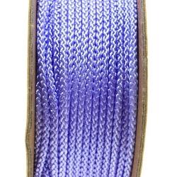 Shamballa draad, lila, 2 mm (ca. 12 mtr.)