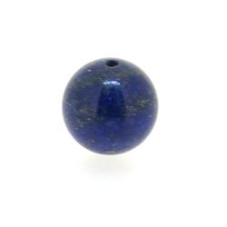 Lapis Lazuli kraal rond 10 mm (5 st.)