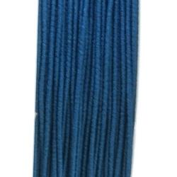 Koord elastiek, petrol, 0.5 mm (10 meter)