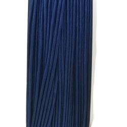 Koord elastiek, donkerblauw, 0.5 mm (10 meter)