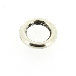 Dichte ring, zilver, 10 mm (10 st.)