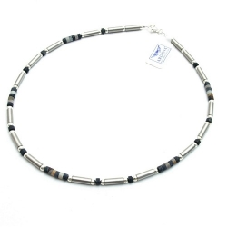 Ketting, sterling zilver (1 st.)