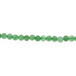 Green Aventurine kraal rond 6 mm (10 st.)