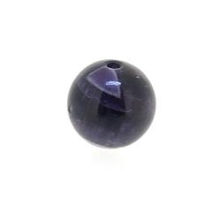 Amethyst kraal rond 10 mm (5 st.)