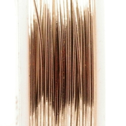 Wire Wire, zilver, 0.5 cm (10 mtr.)