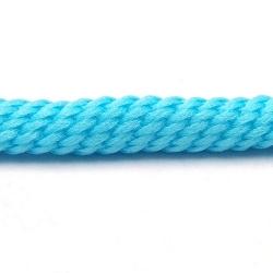 Parakoord, lichtblauw, 5 mm (2 mtr.)