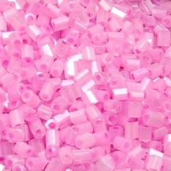 Rocailles, roze, 2,5 mm (50 gr.)