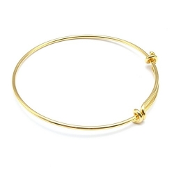 Bangle armband goud (1 st.)