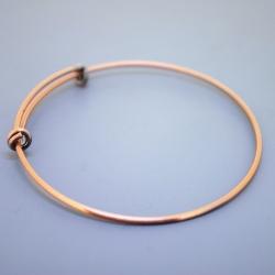 Bangle armband brons (1 st.)