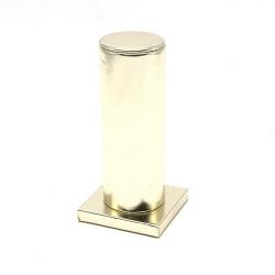 Armband display PU leer champagne metallic 15cm (1 st.)